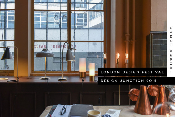 Highlights from Design Junction at London Design Festival 2015 | Yellowtrace