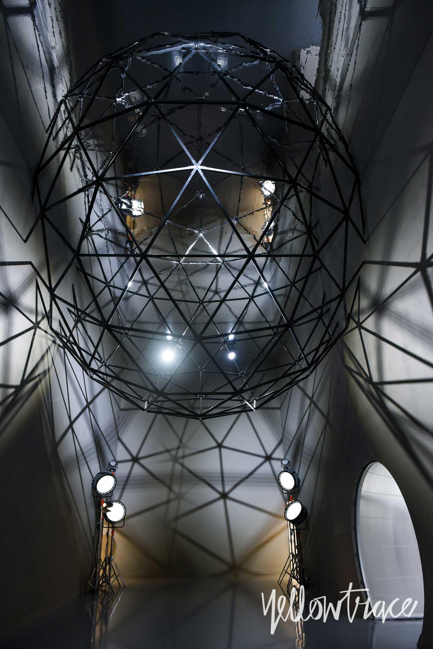 Louis Vuitton Series 3 Exhibition London, Photo © Nick Hughes | Yellowtrace