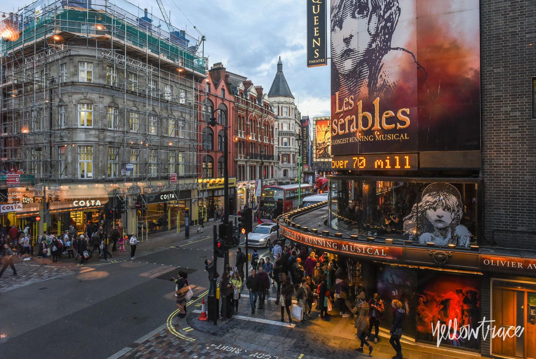 Covent Garden London, LDF15, Photo ©Nick Hughes | Yellowtrace