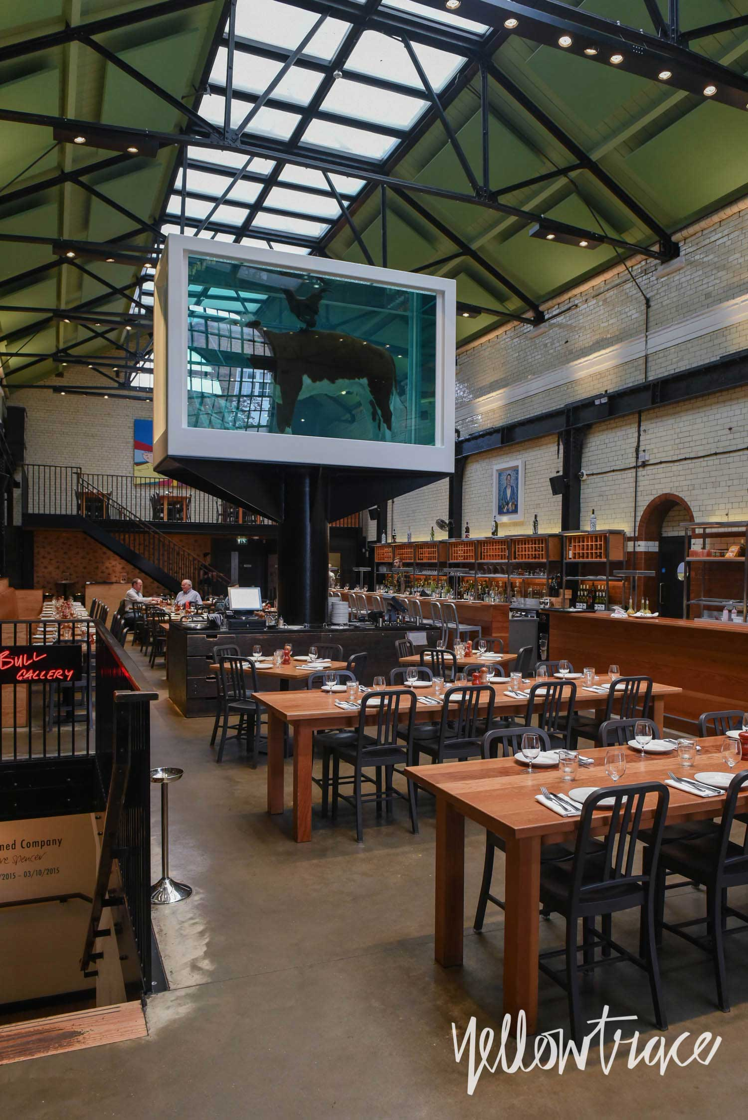 Tramshed London, Photo © Nick Hughes | Yellowtrace