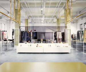 MSGM Showroom by Fabio Ferrillo Off Arch | Yellowtrace