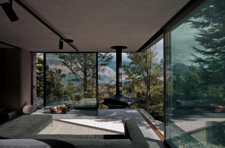 Mountain Retreat by Faeron Hay | Yellowtrace