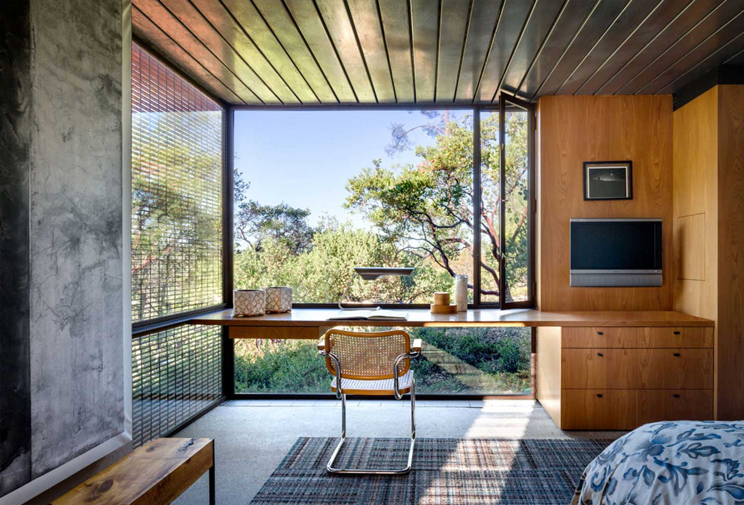 Napa Valley House by Eliot Lee + Eun Lee | Yellowtrace