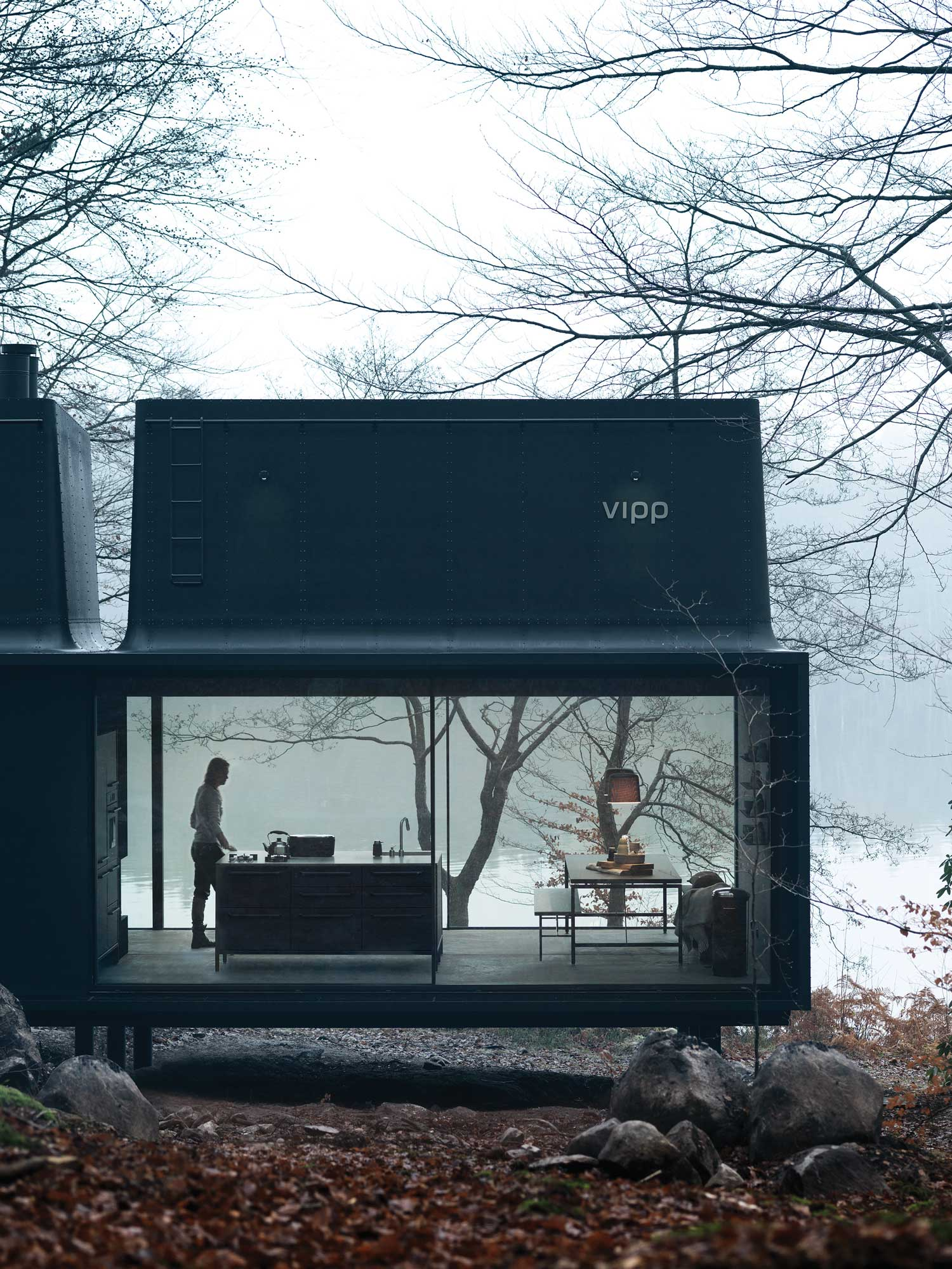 Nature is Omnipresent with Vipp Shelter | Yellowtrace