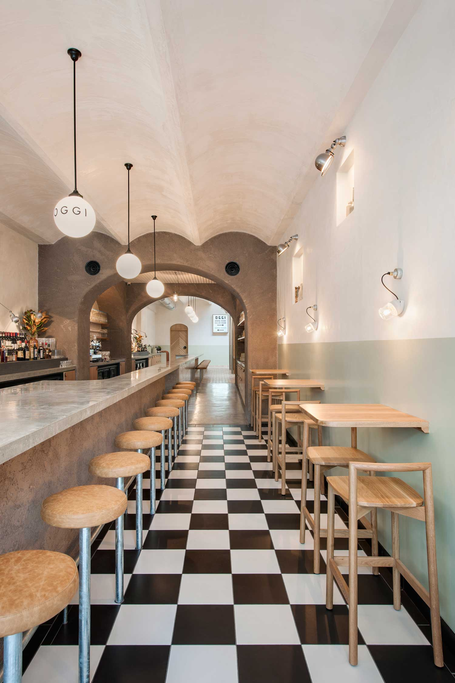 Osteria Oggi Adelaide by Studio Gram | Yellowtrace