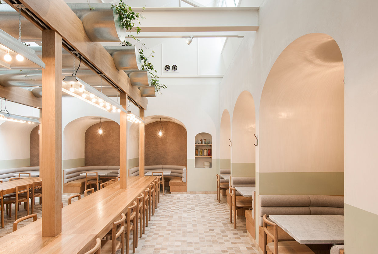 Osteria Oggi Adelaide By Studio Gram Yellowtrace