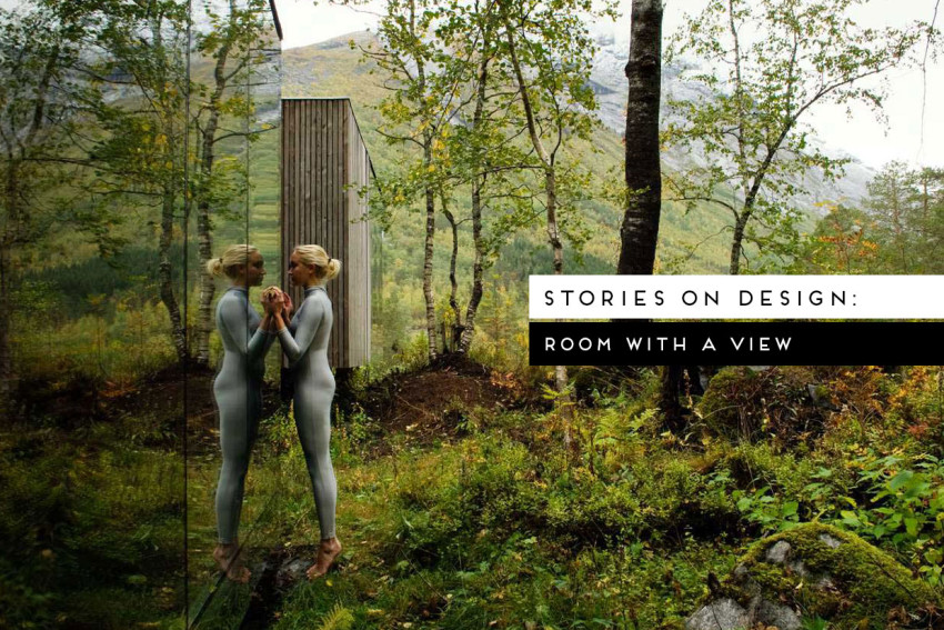 Stories on Design: Room With a View, Curated by Yellowtrace