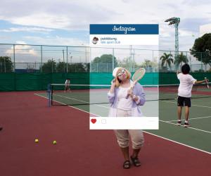 #Slowlfe Instagram Parody by Chompoo Baritone | Yellowtrace