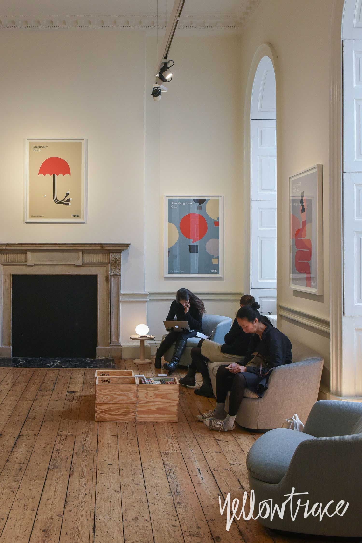10 Designers in the West Wing, Somerset House London Design Festival 2015, Photo © Nick Hughes | Yellowtrace