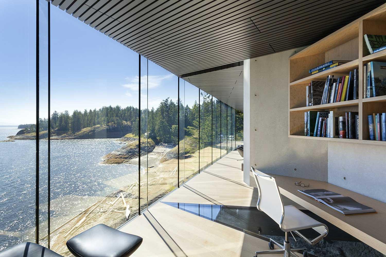 Tula House by Patkau Architects | Yellowtrace