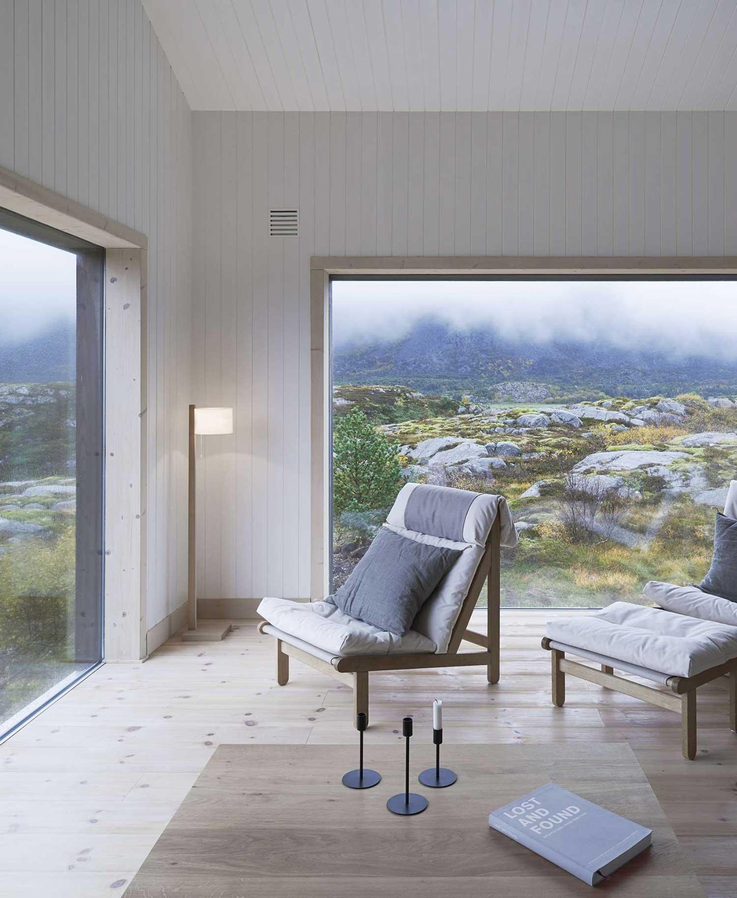 Vega Cottage by Kolman Boye Architects | Yellowtrace
