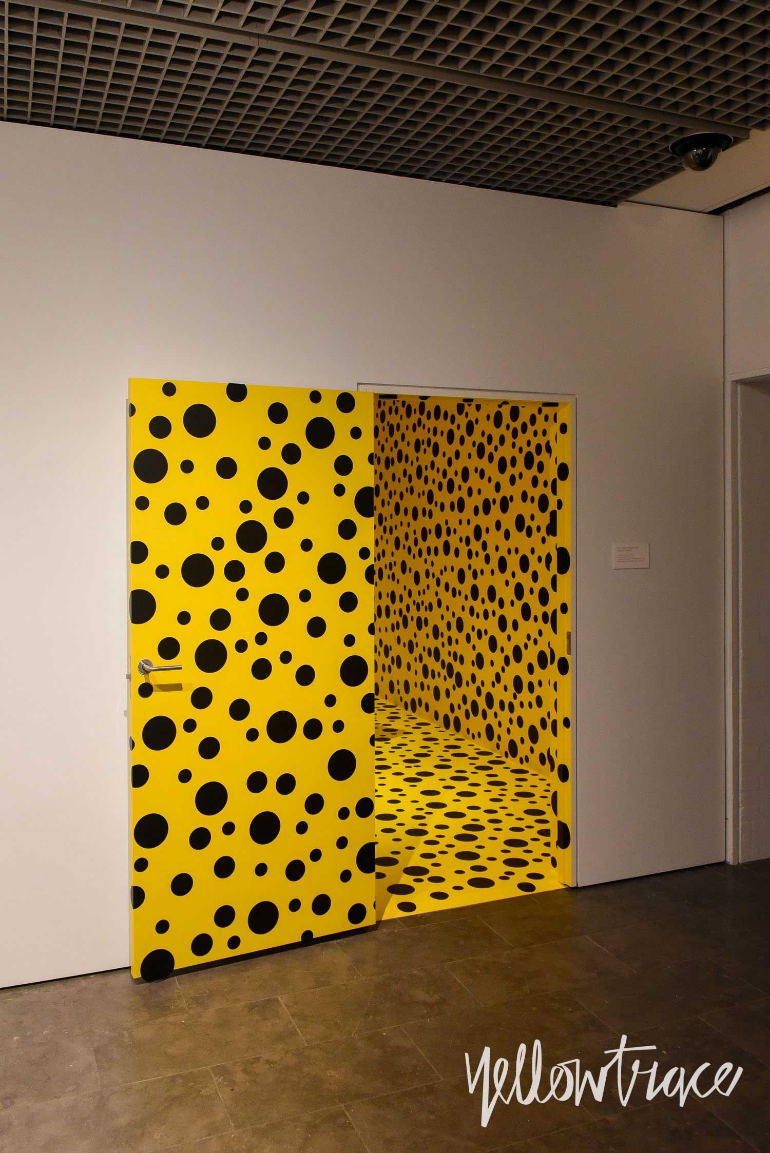 Yayoi Kusama at Louisiana Museum of Modern Art | Yellowtrace
