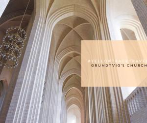 #YellowtraceTravels: Grundtvig Church Copenhagen Denmark