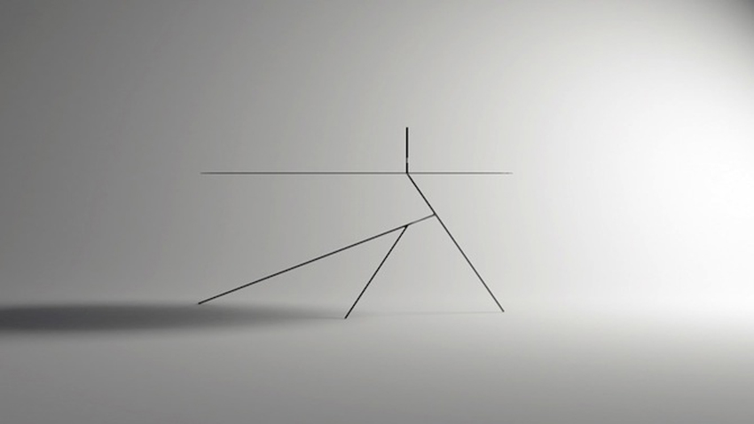 A Skinny Table by Seung Jun Jong | Yellowtrace