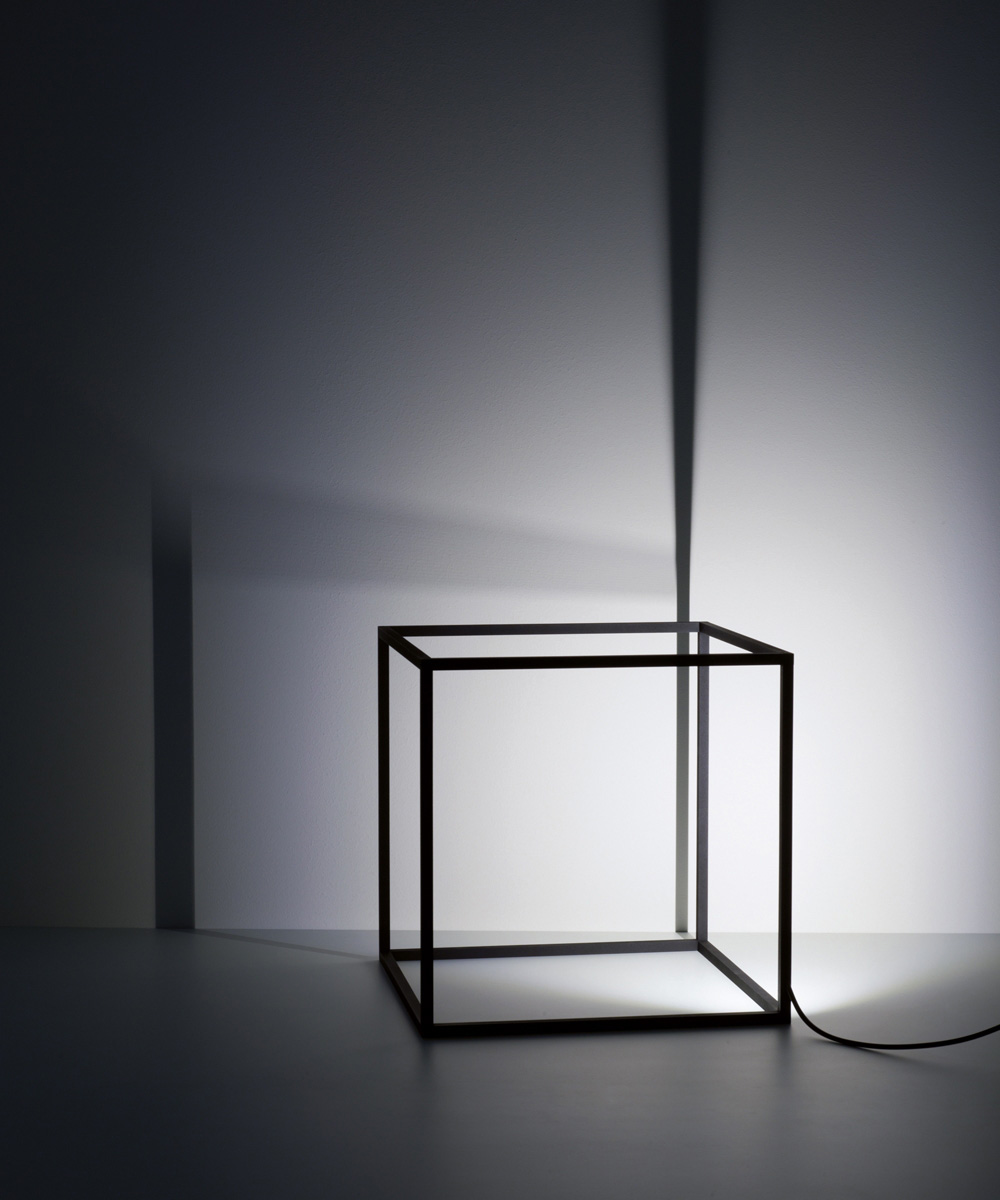 Aria Floor Lamp by Nicoletta Binello for Davide Groppi | Yellowtrace
