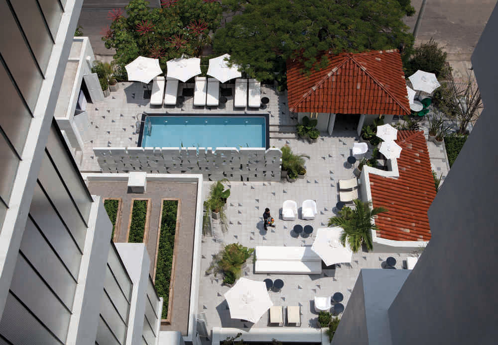 Casa Fayette Hotel Mexico   Yellowtrace