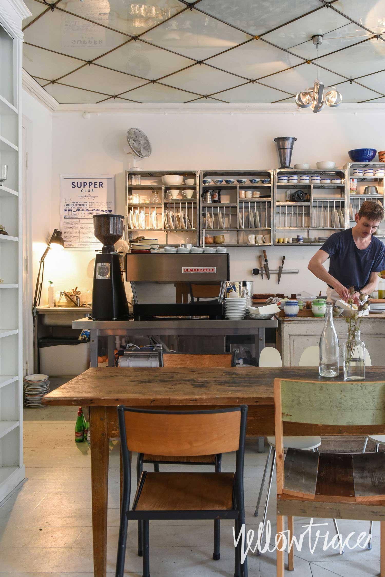 Atelier September Copenhagen, Photo ©Nick Hughes | Yellowtrace