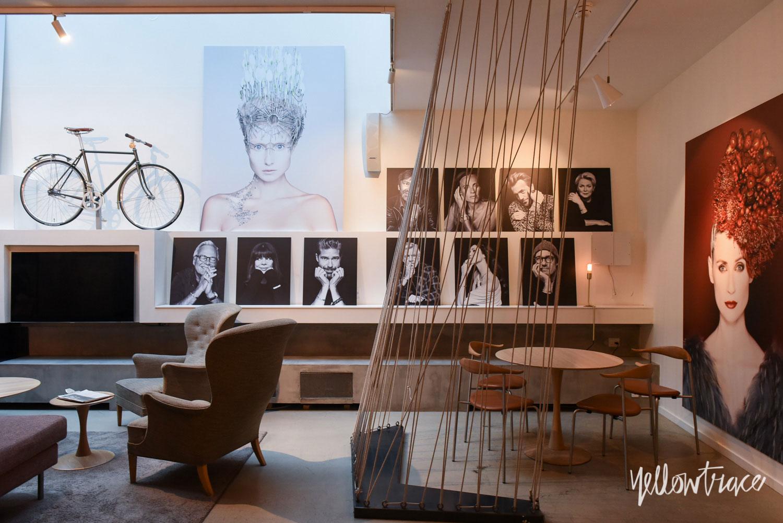 Hotel SP34 Copenhagen, Photo ©Nick Hughes | Yellowtrace