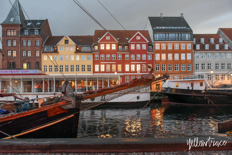 Nyhaven Copenhagen, Photo ©Nick Hughes | Yellowtrace