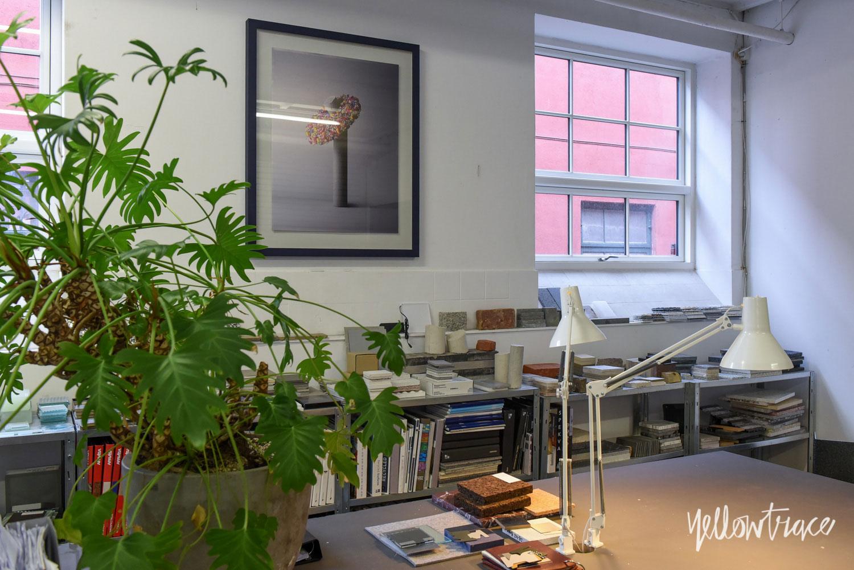 Studio David Thulstrup Copenhagen, Photo  ©Nick Hughes | Yellowtrace