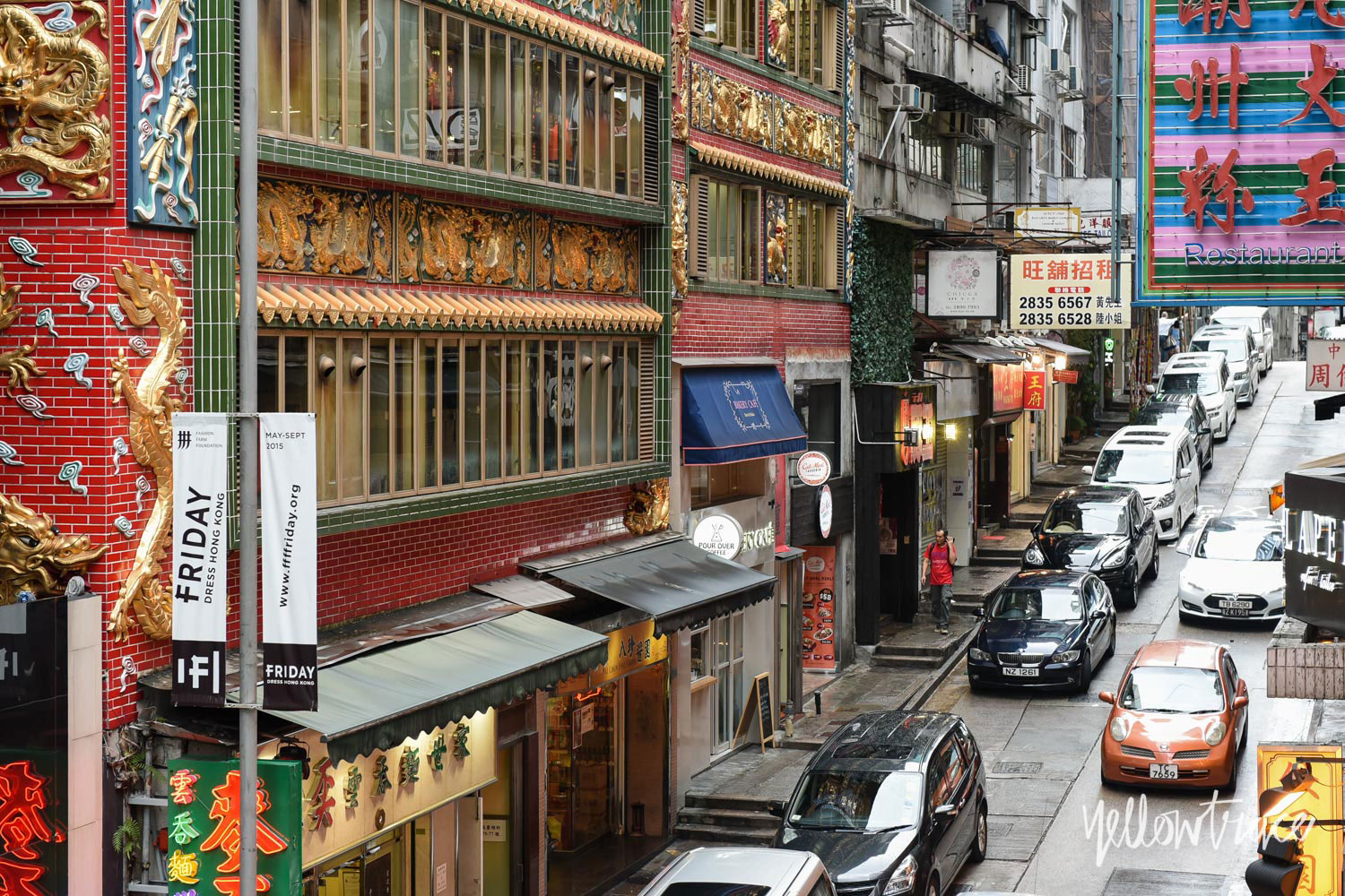 Lan Kwai Fong Hong Kong, Photo © Nick Hughes | Yellowtrace
