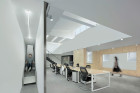 Jingyuan No. 22 Coworking Office in Beijing by C+ architects   Yellowtrace