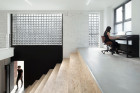Jingyuan No. 22 Coworking Office in Beijing by C+ architects | Yellowtrace