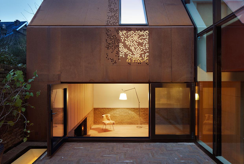 Kew House by Piercy Company | Yellowtrace