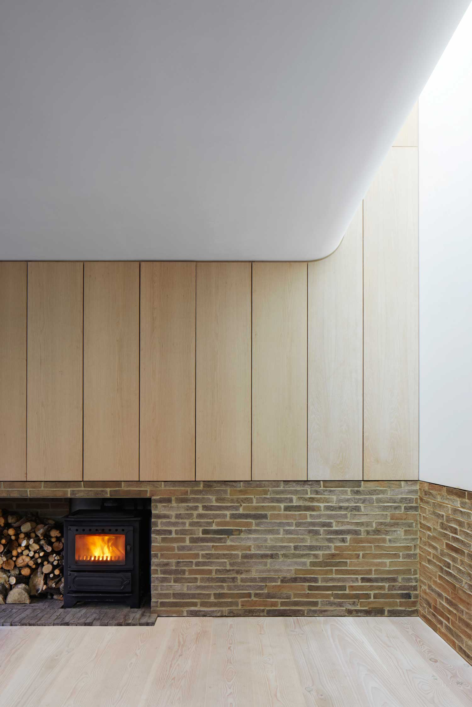 Kew House by Piercy & Company // London, England | Yellowtrace