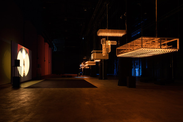 'Hypothesis' by Philippe Parreno at Hanger Bicocca in Milan | Yellowtrace