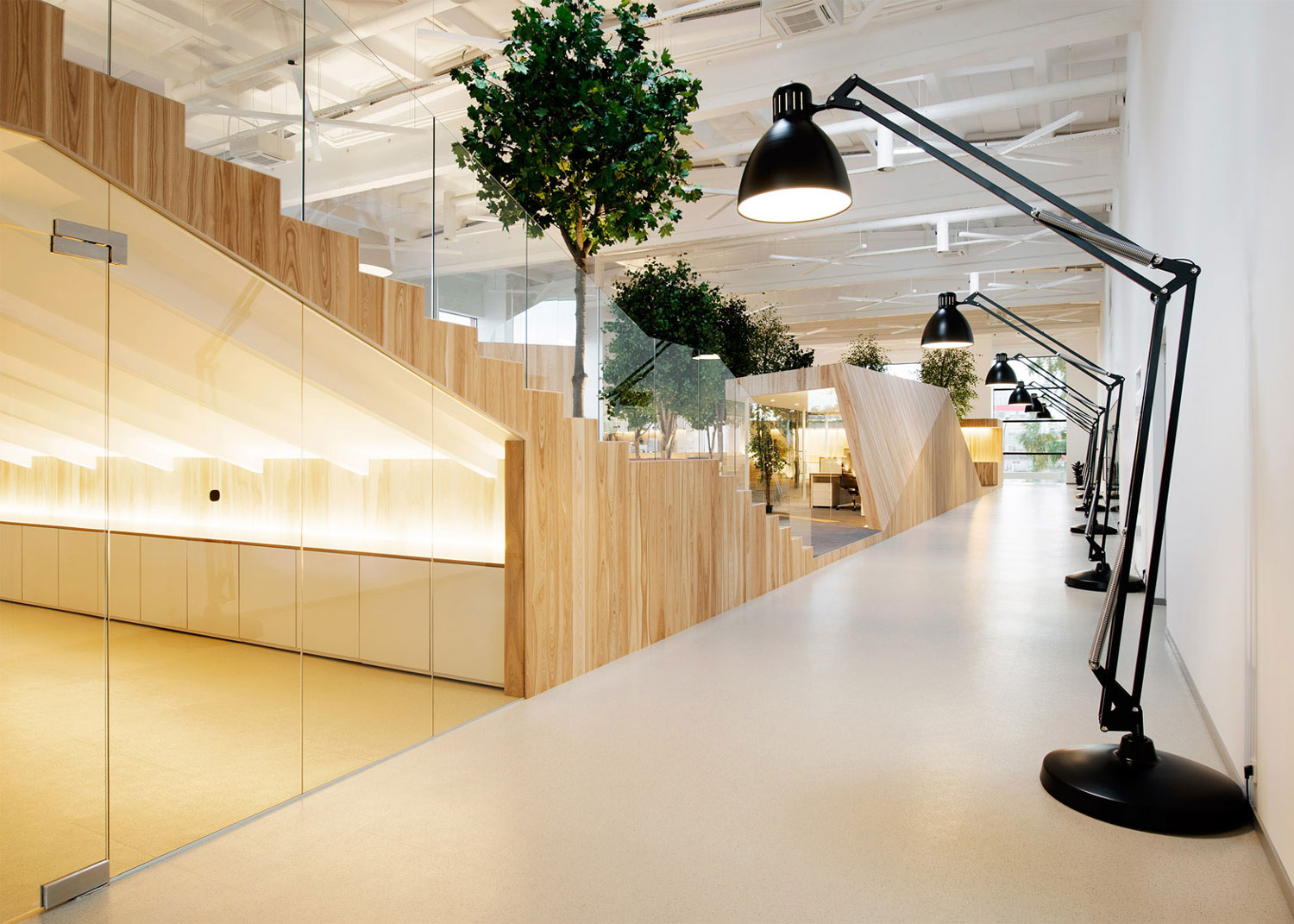 LENNE Office in Estonia by KAMP Arhitektid | Yellowtrace