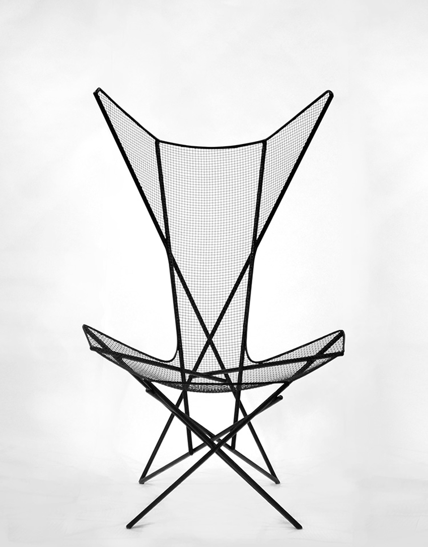 LINEE Chair by Taewoo Kim Salone Satellite 2013 | Yellowtrace