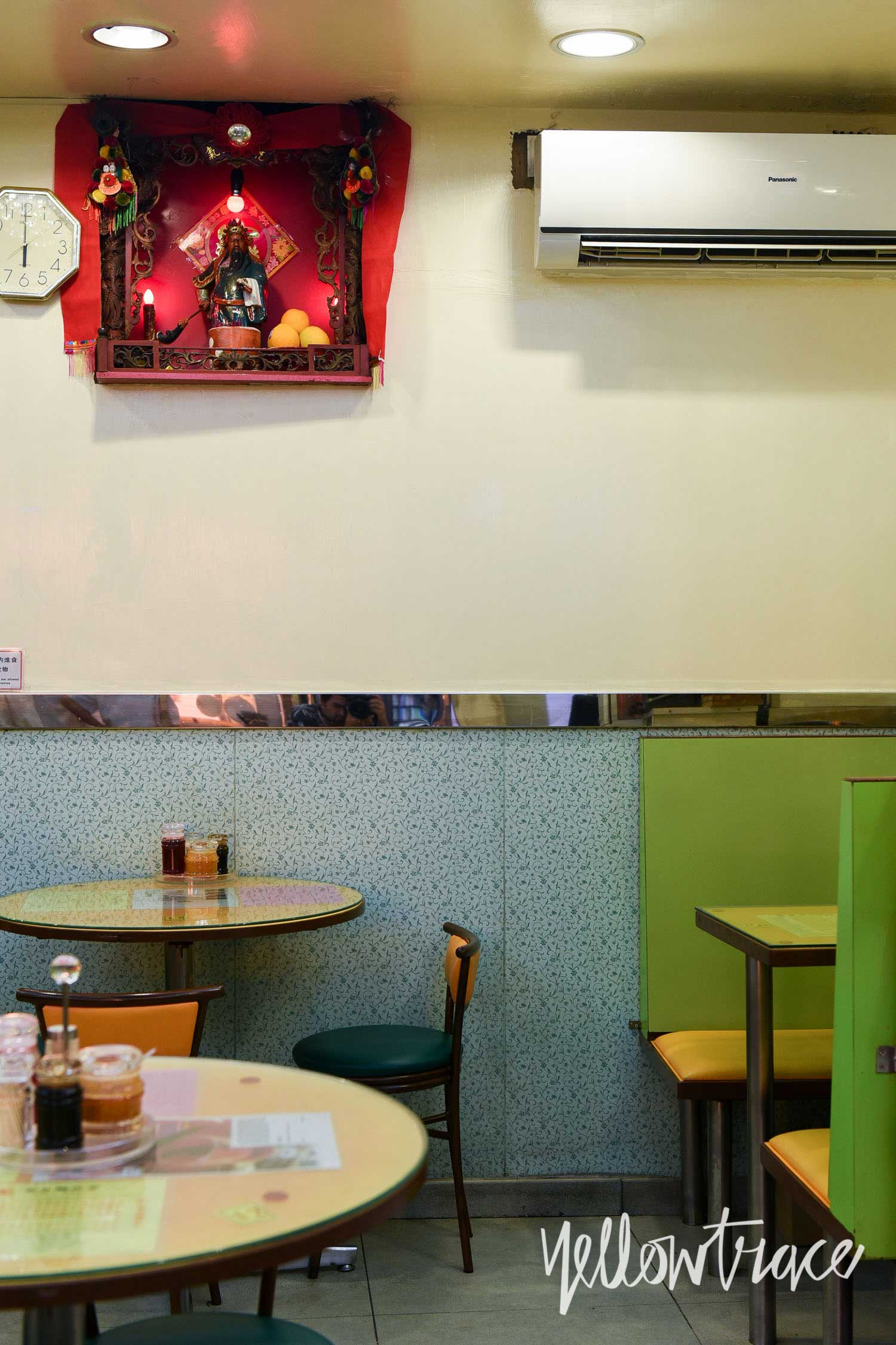 Maks Noodle Hong Kong, Photo © Nick Hughes | Yellowtrace