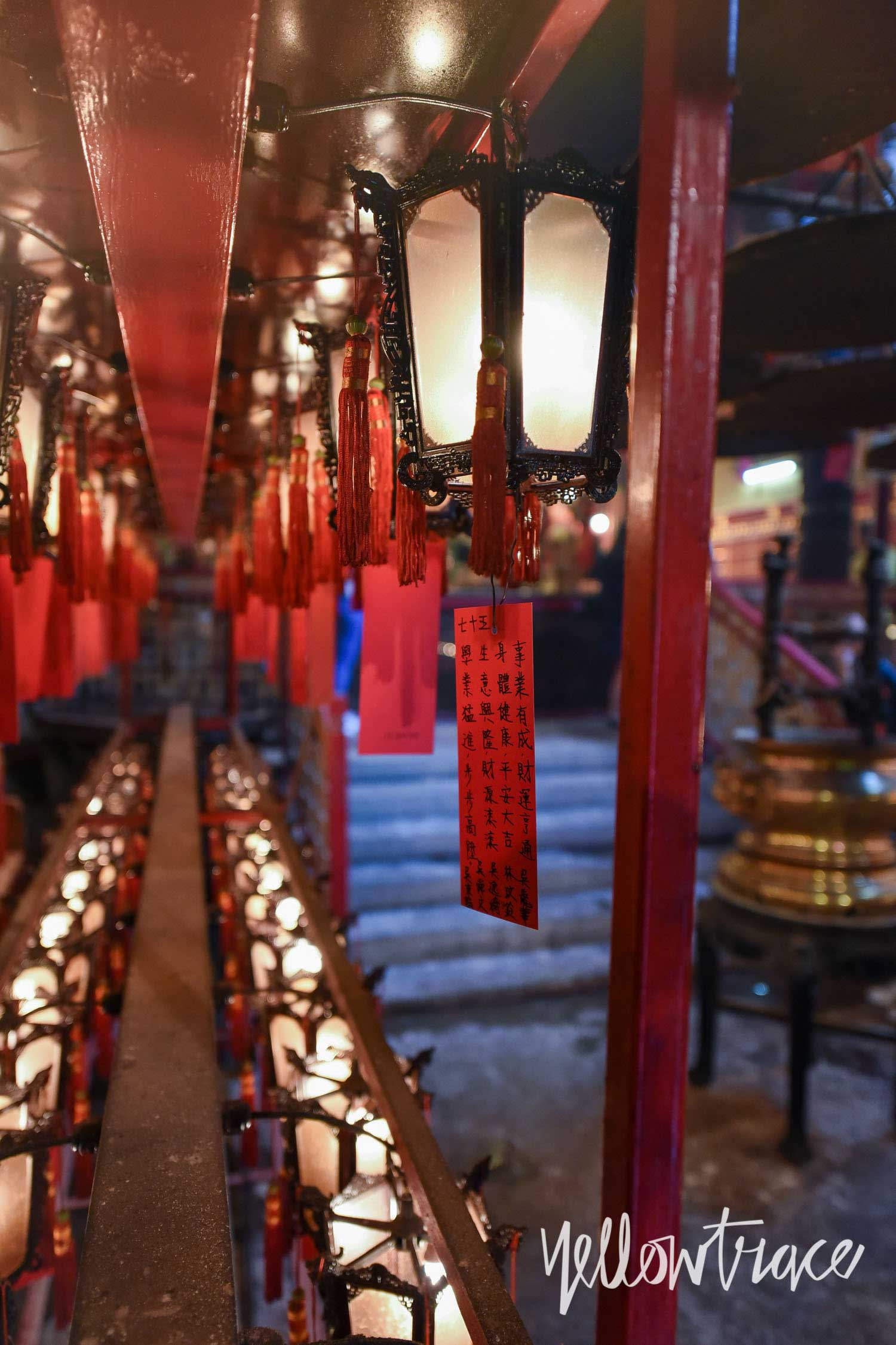 Man Mo Temple Hong Kong, Photo © Nick Hughes | Yellowtrace