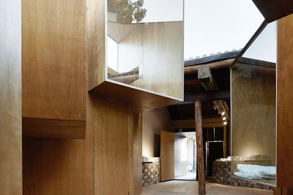 Micro-Housing: Hutong Experiments by Standard Architecture | Yellowtrace