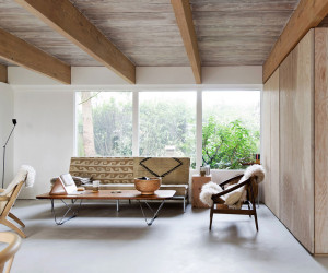 Mid-Century North Vancouver House Renovation by Scott & Scott Architects | Yellowtrace