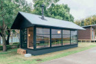 Muji Unveils Three Tiny Prefab Houses | Yellowtrace