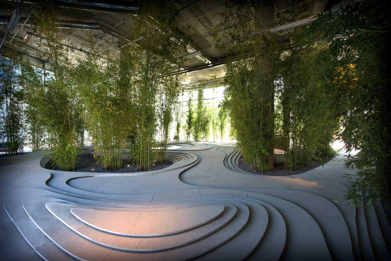 Naturescape by Kengo Kuma & Associates | Yellowtrace
