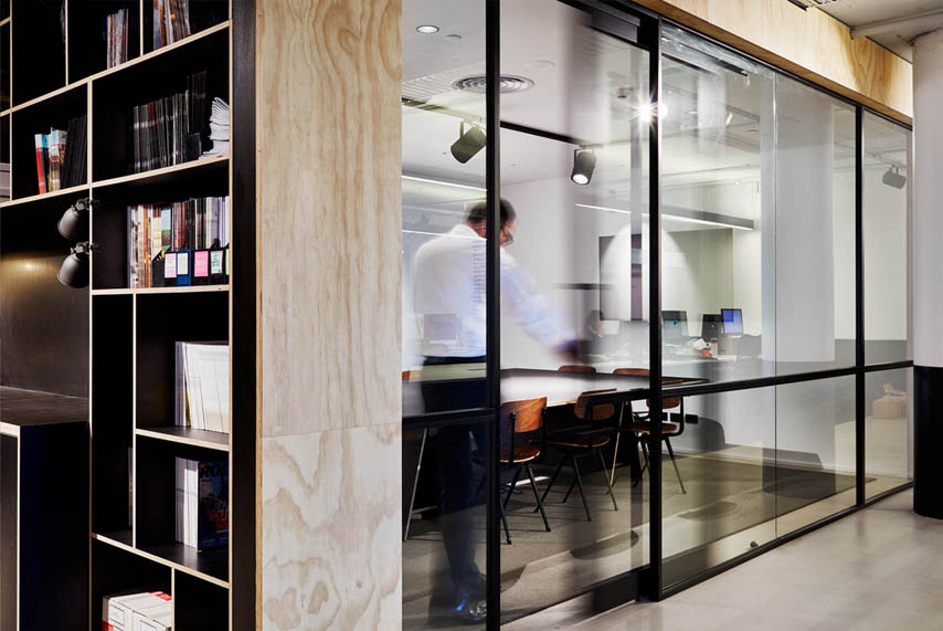 New Workplace by MAKE Creative | Yellowtrace