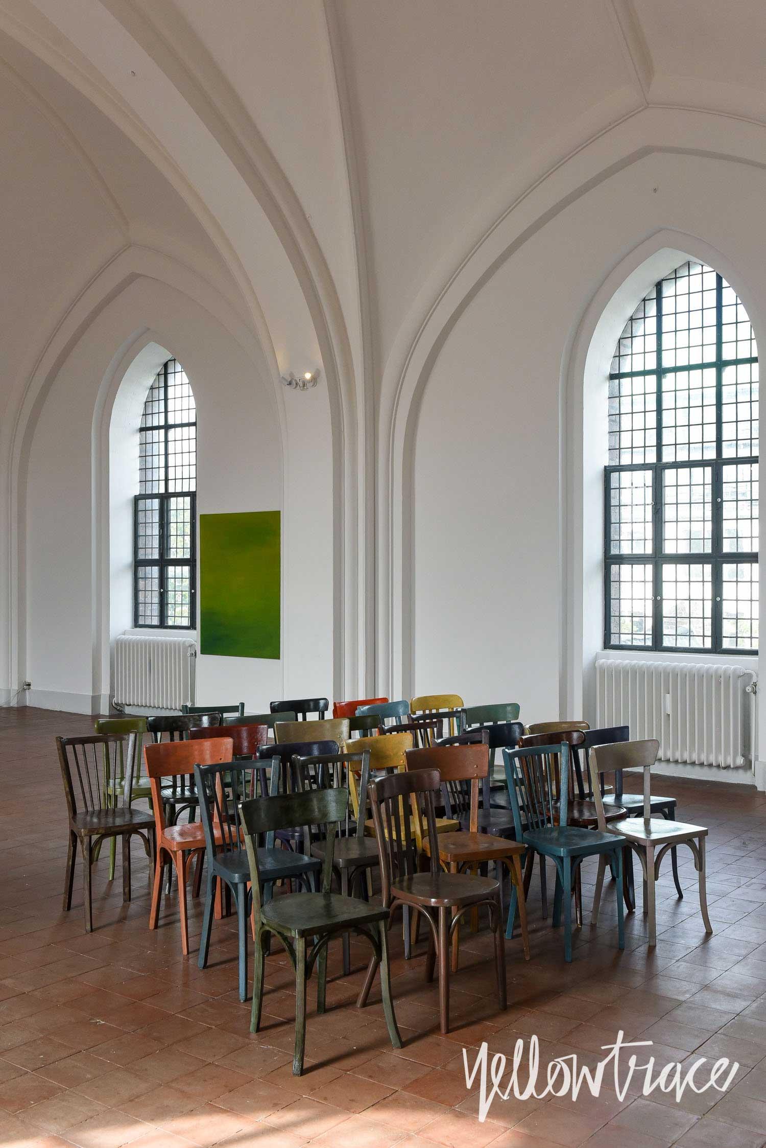 Nikolaj Kunsthal Copenhagen, Photo  ©Nick Hughes | Yellowtrace