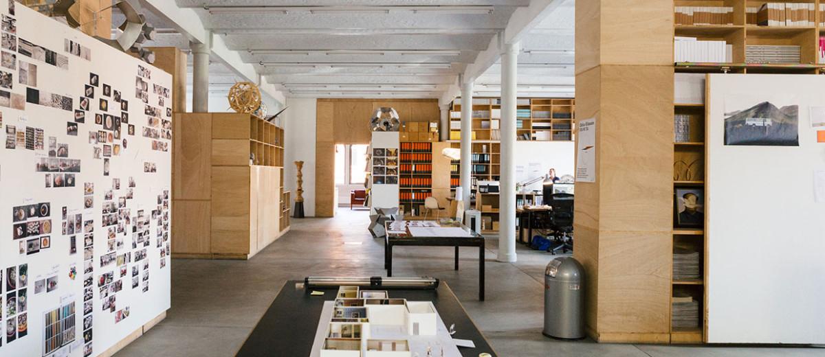 olafur eliasson s office studio in berlin yellowtrace