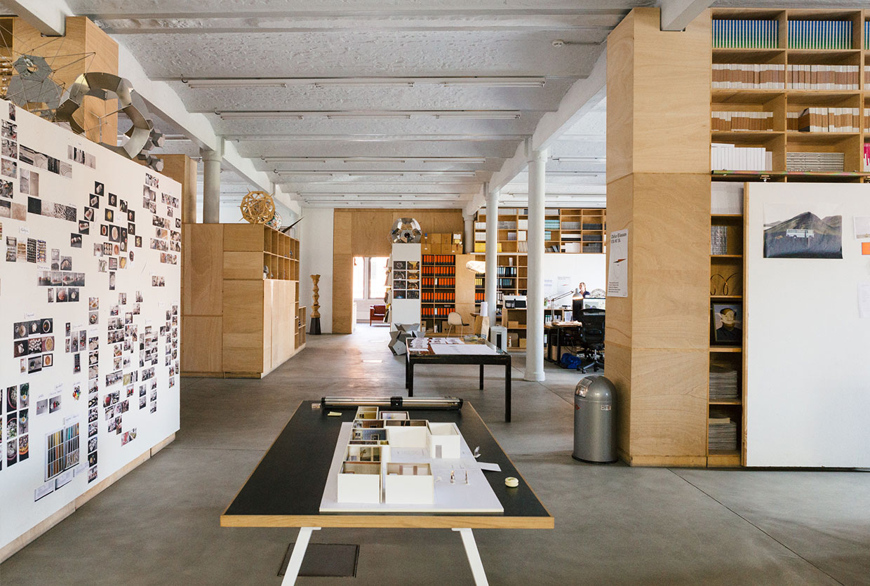 Studio Olafur Eliasson Berlin | Yellowtrace