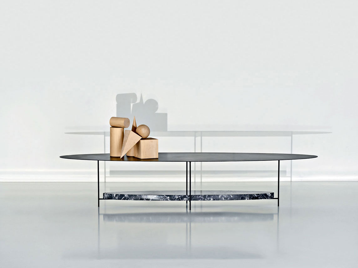 Panna Cotta Coffee Table by Ron Gillard for Molten&C | Yellowtrace