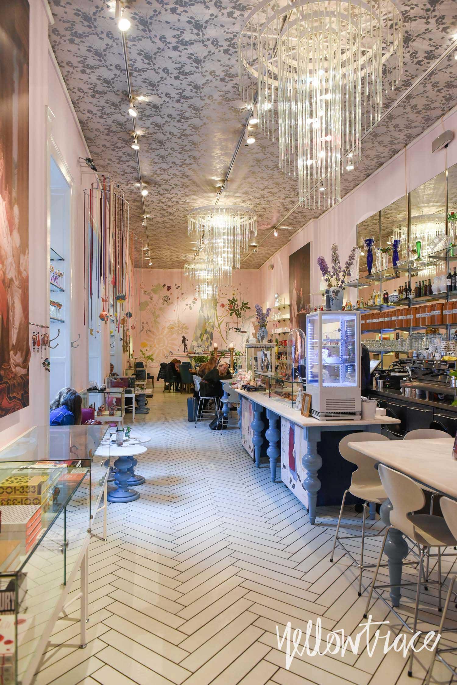 Royal Smushi Cafe Copenhagen, Photo  ©Nick Hughes | Yellowtrace