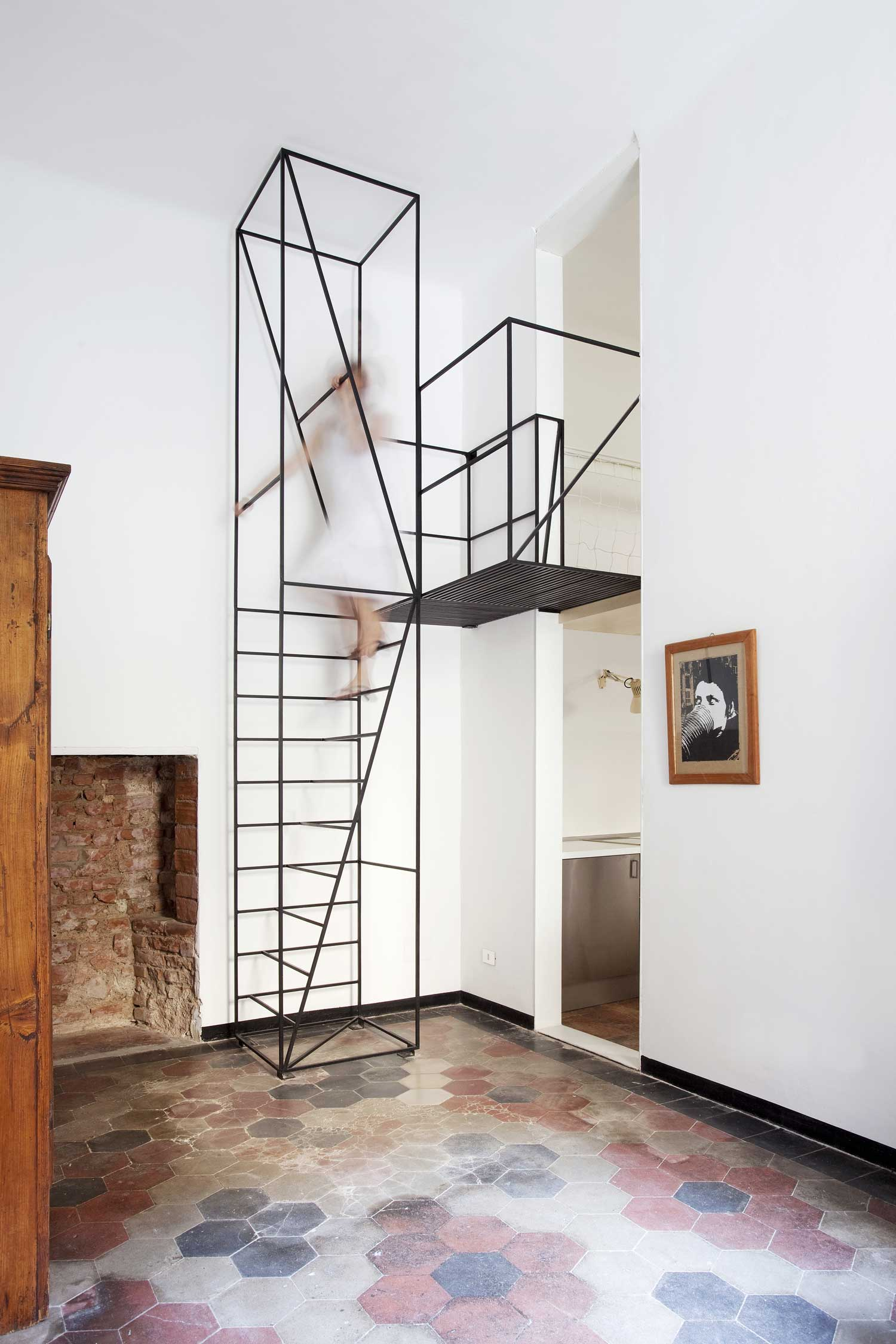Stair by Francesco Librizzi Milan | Yellowtrace