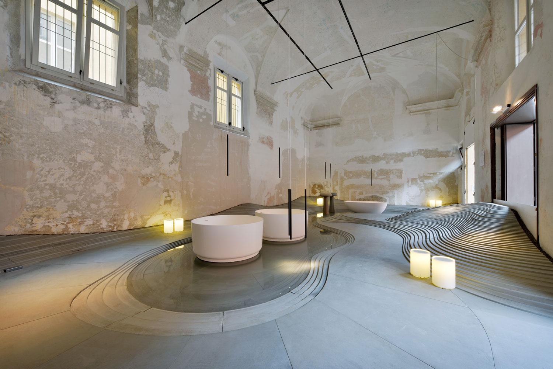 Stonescape by Kengo Kuma & Associates | Yellowtrace