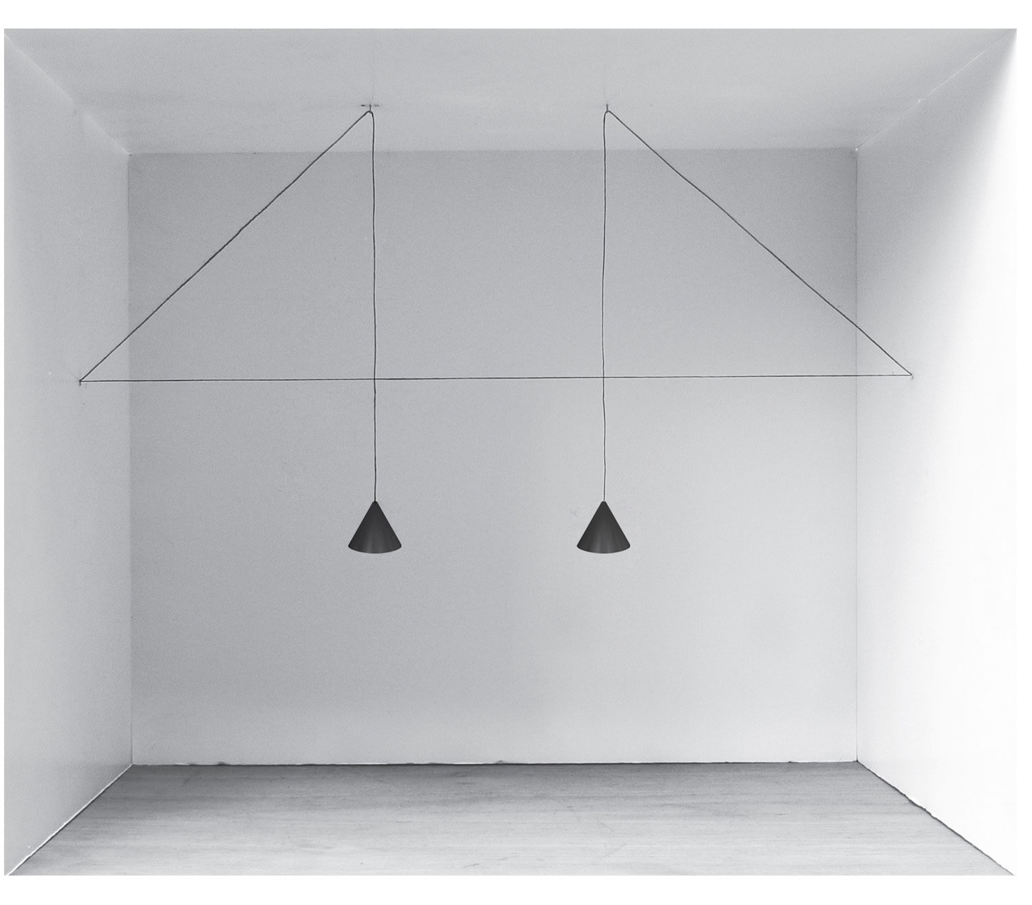 String Lights by Michael Anastassiades for Flos | Yellowtrace