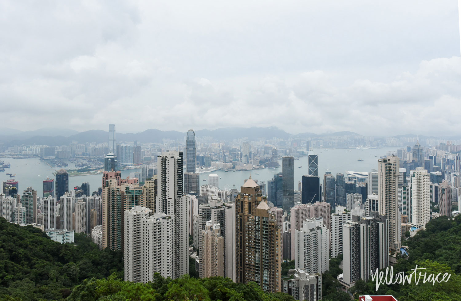 The Peak Hong Kong, Photo © Nick Hughes | Yellowtrace
