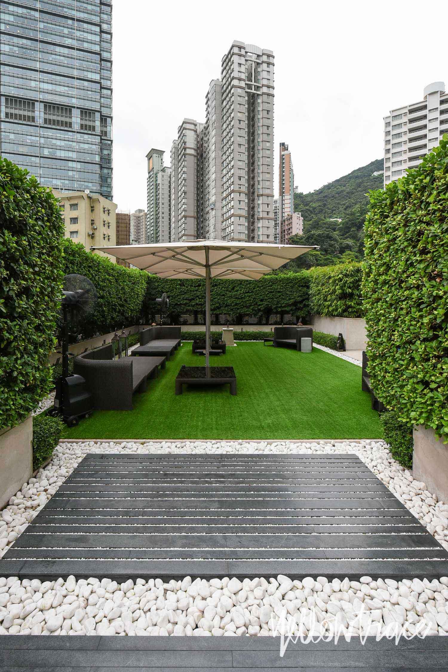 The Upper House Hong Kong. Photo Nick Hughes | Yellowtrace