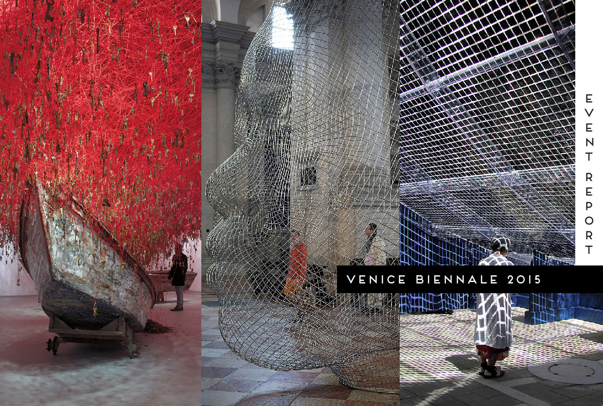 Highlights from the venice art biennale 2015 yellowtrace for Artisti biennale venezia